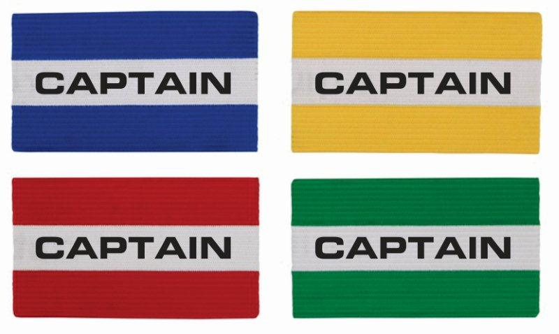 CAPTAIN ARM BAND  STRIPED (AB-STRIPED)