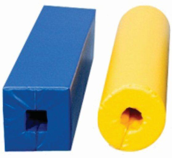 SAFETY PADS POLE (SP-PSQ SQUARE, SP-PRD ROUND)